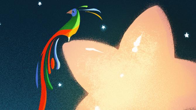 Star Wars' Diego Luna joins Rainbow Crow