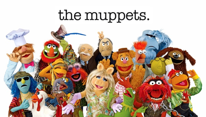The Muppets do…Phantom of the Opera
