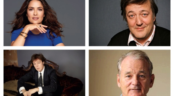 That's A Wrap: Bill Murray, Stephen Fry, Sundance London