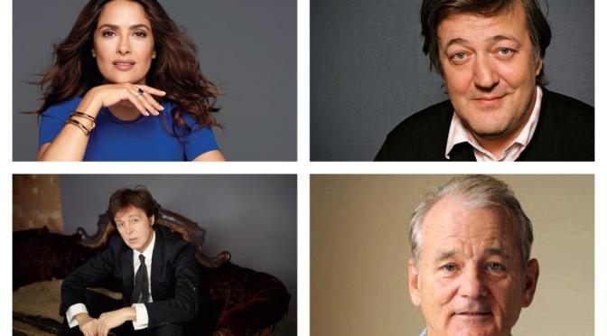 That's A Wrap: Bill Murray, Stephen Fry, Sundance London