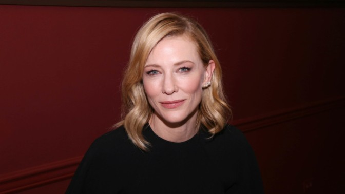 Cate Blanchett to star in All About Eve in London