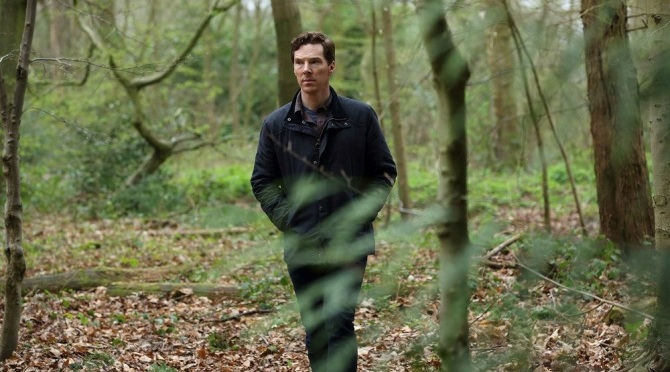 First Look: Cumberbatch in The Child in Time