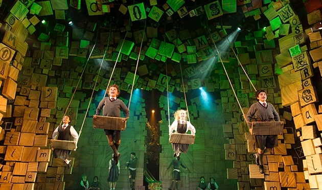 Minchin's Matilda song to be turned into a book