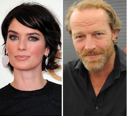 Game of Thrones stars unite for The Flood