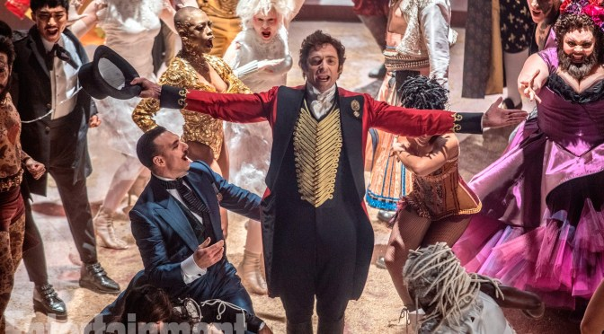 First look: The Greatest Showman
