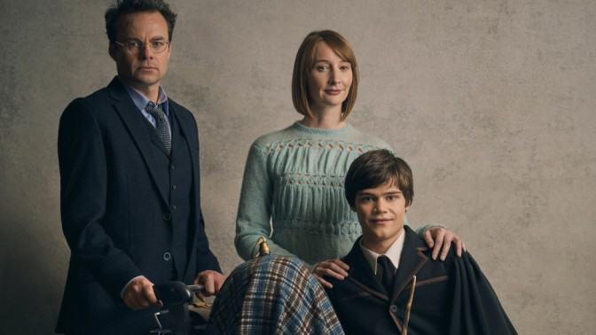First look: New Cursed Child stars get into character