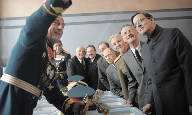 Armando Iannucci's The Death of Stalin gets closer to UK cinemas