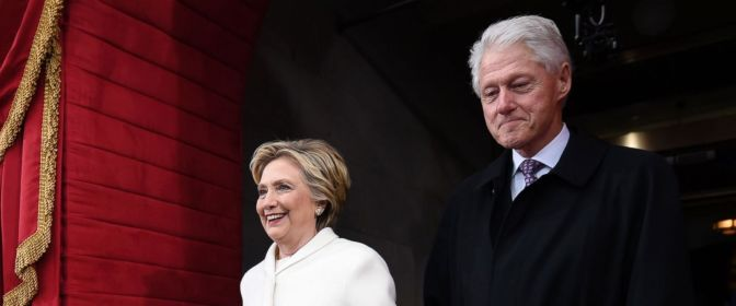 New novel imagines Hillary turned down Bill