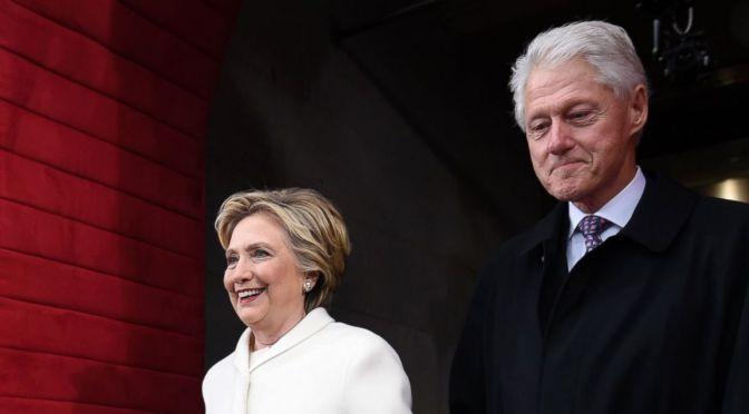 New novel imagines Hillary turned down Bill