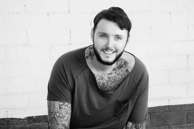 Singer James Arthur pens memoir