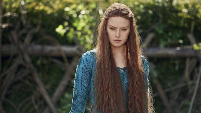First look: Daisy Ridley in Ophelia
