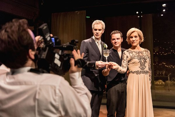 BBC Two to broadcast Andrew Scott's Hamlet
