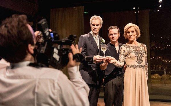 BBC Two to broadcast Andrew Scott's Hamlet