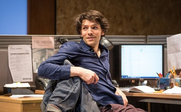 First look: Colin Morgan et al in Gloria