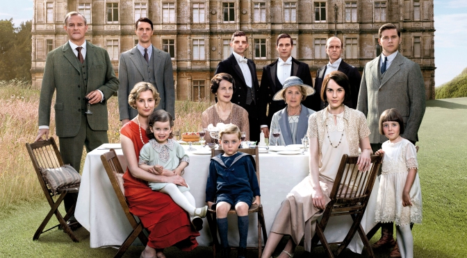 It's official: Downton Abbey is filming