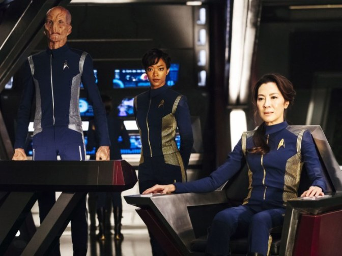Comic-Con catch-up: Star Trek, Stranger Things, Westworld