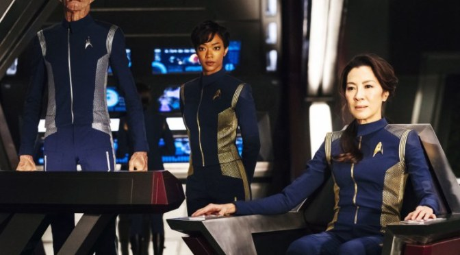Comic-Con catch-up: Star Trek, Stranger Things, Westworld