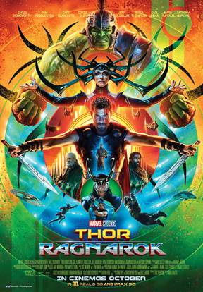 Comic-Con catch-up: Thor Ragnarok, Black Panther