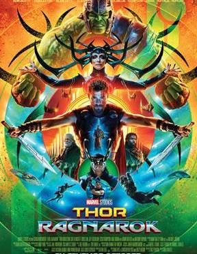 Comic-Con catch-up: Thor Ragnarok, Black Panther