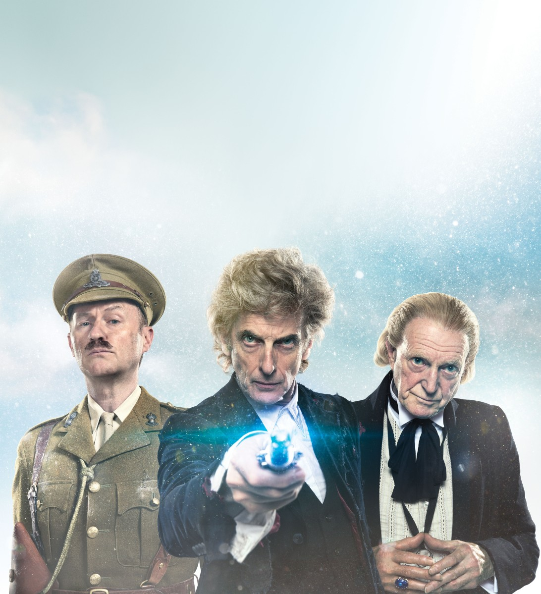 Watch: Doctor Who - Twice Upon a Time trailer