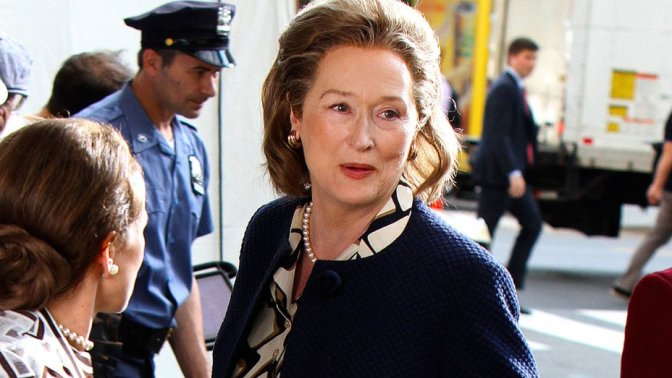 First look: Meryl Streep in The Papers