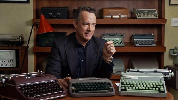 Tom Hanks set for London book signing