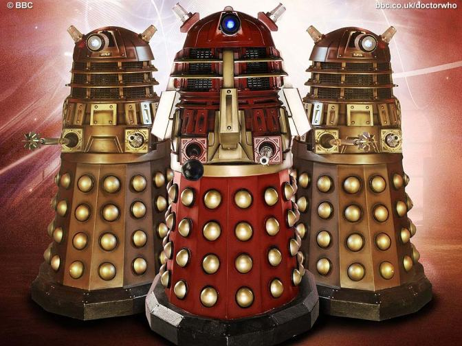 New book to tell 'untold' story of the Daleks