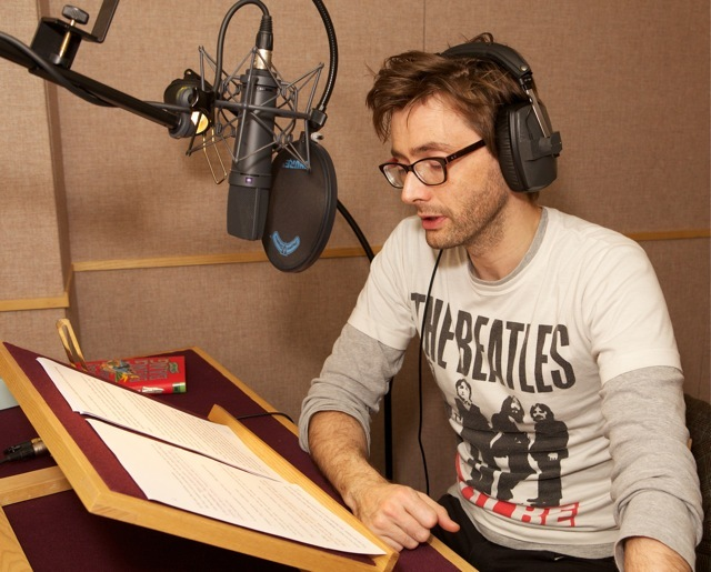 David Tennant to voice new Cressida Cowell audiobook