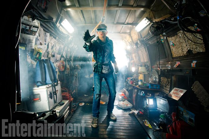 First look: Steven Spielberg's Ready Player One