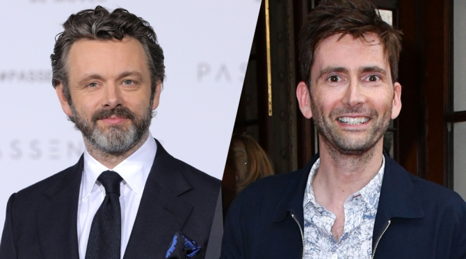 Michael Sheen, David Tennant are Good Omens