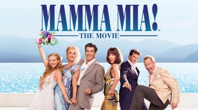 Mamma Mia here they go again…