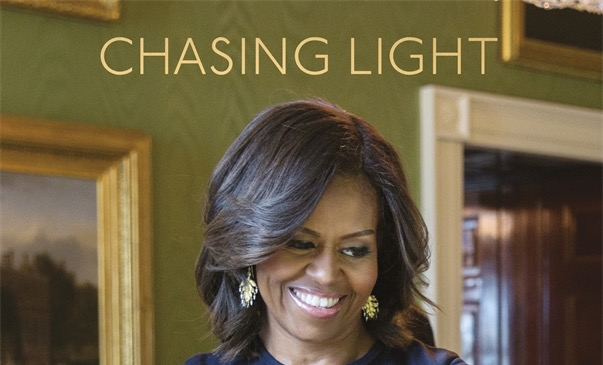 Book of Michelle Obama photos gets UK release
