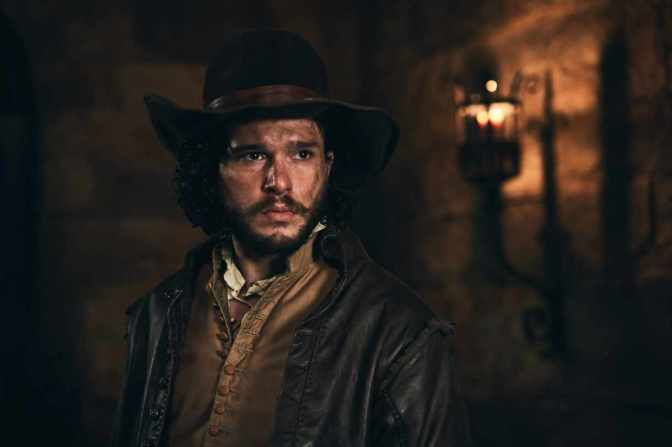 First look: Kit Harington in Gunpowder