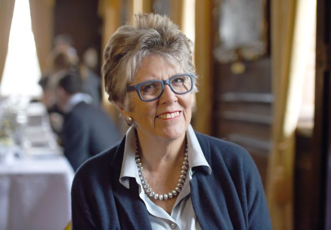Bake Off judge Prue Leith signs new book deal