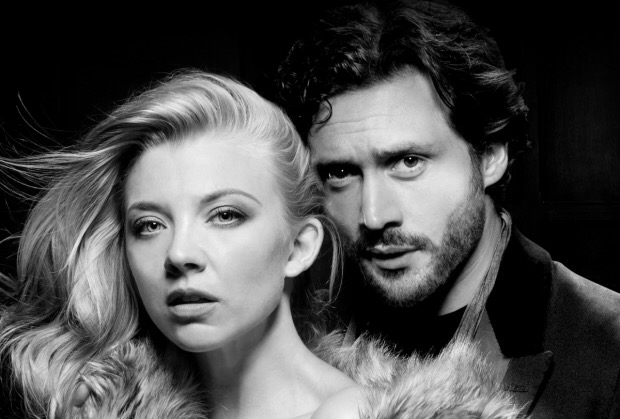 First look: Natalie Dormer in Venus in Fur