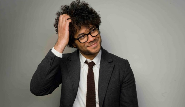 Richard Ayoade pens book about cinema