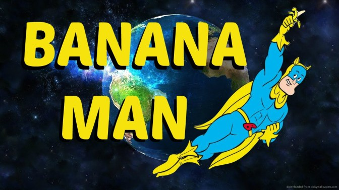 Bananaman The Musical set for London world premiere