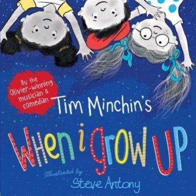 Meet Tim Minchin