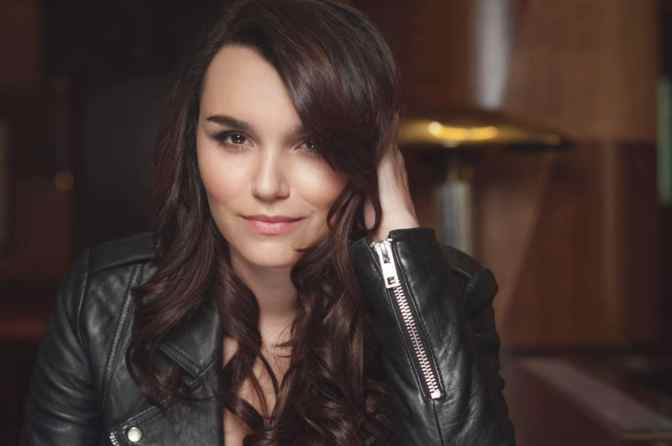 Samantha Barks is a Pretty Woman