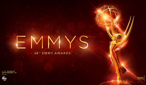 Who's presenting at the Emmy Awards?