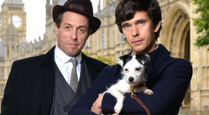 First look: Grant and Whishaw in A Very English Scandal
