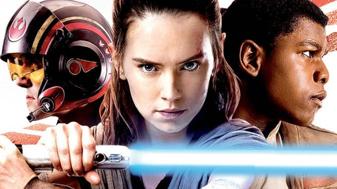 Watch: Star Wars: The Last Jedi – trailer