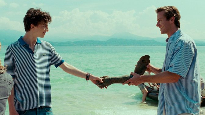 Call Me by Your Name star and director set for London event