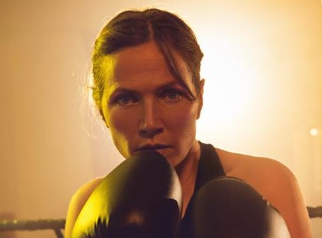 First look: Jessica Hynes in The Fight