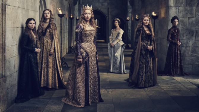 UKTV lands The White Princess