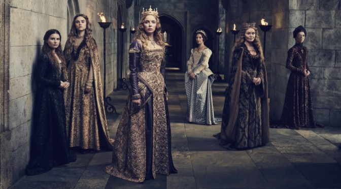 UKTV lands The White Princess