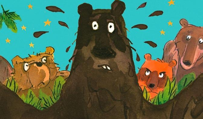 David Walliams' Boogie Bear out in November