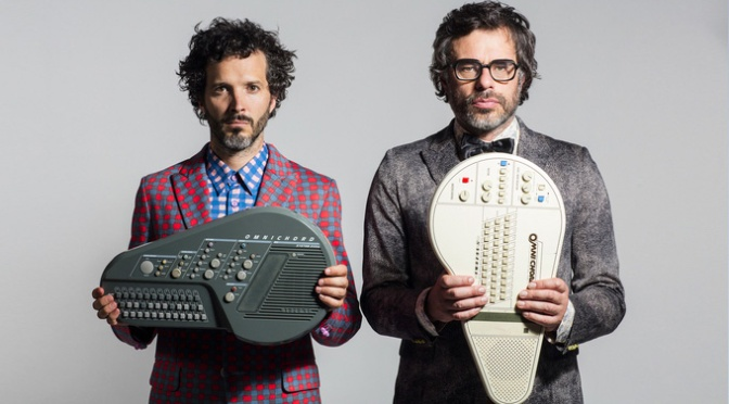 Conchords fly back to the UK