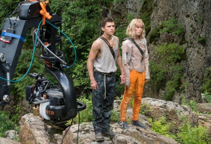 First look: Ridley and Holland in Chaos Walking