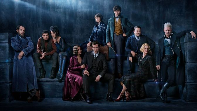 First look: Fantastic Beasts: The Crimes of Grindelwald